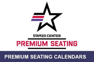 Premium Seating Calendars